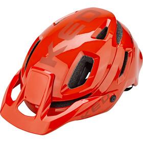KED Pector ME-1 Helm, fiery red matt